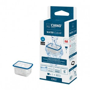 Ciano Water Clear Cartridge Medium X2