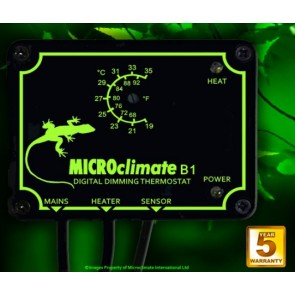 Microclimate B1 Dimming Thermostat upto 600 Watts