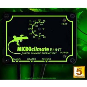 Microclimate B1HT Dimming Thermostat High Temperature upto 600 Watts
