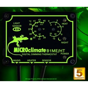 Microclimate B1ME/HT Dimming Thermostat High Temperature with Magic Eye  upto 600 Watts