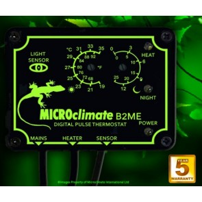 Microclimate B2ME Pulse Thermostat with Magic Eye upto 600 Watts