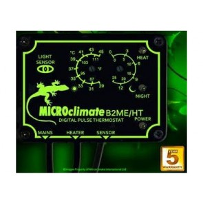 Microclimate B2ME/HT Pulse Thermostat  with Magic Eye High Temperature upto 600 Watts