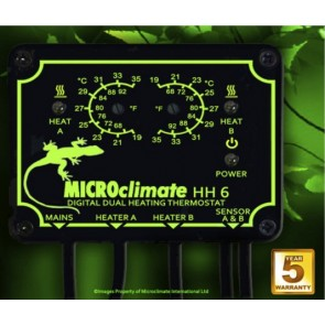 Microclimate HC6 Thermostat up to 600w