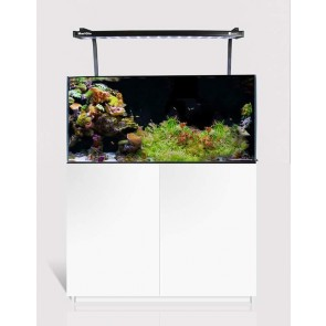 Aqua One MiniReef 180 Aquarium and Cabinet White