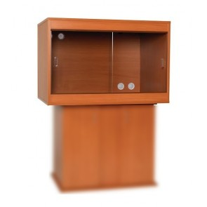 Monkfield Vivarium Only 24'' x 18'' x 36'' in Beech