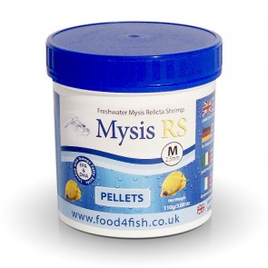 Mysis RS Pellet Food 2.5mm 110g