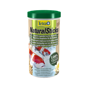 Tetra Pond Natural Sticks 1 litre