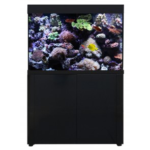 Aqua One Aquareef 300 Tank & Cabinet Black