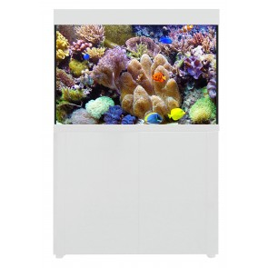 Aqua One Aquareef 300 Tank & Cabinet White
