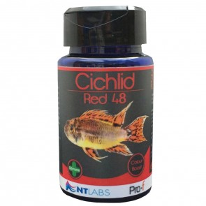 NT Labs Pro-F Chichlid Red 48 60g