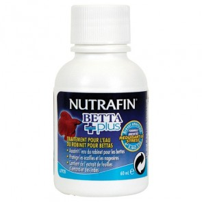 Nutrafin Betta Tap Water Conditioner 60ml