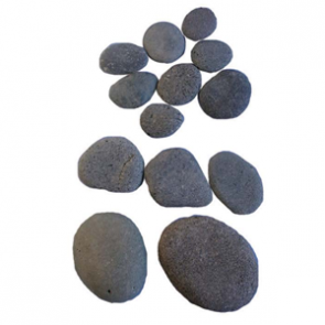 Pebbles Mixed 4kg Black
