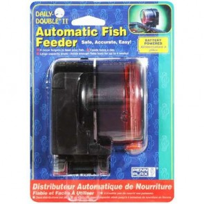 Penn Plax Daily Double Automatic Fish Feeder