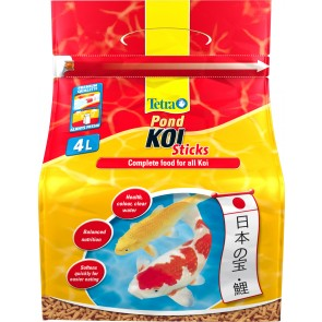 Tetra Pond Koi Sticks 650g / 4L