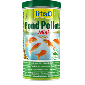 Tetra Pond Pellets Mini 260g / 1L