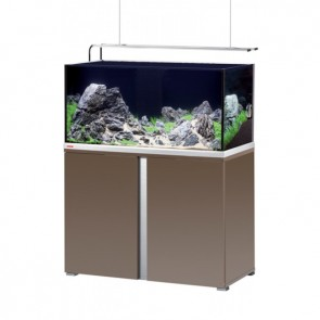 BLACK FRIDAY SPECIAL 1 ONLY ! - Eheim Proxima 250 Plus Aquarium and Cabinet In Mocca Brown High Gloss