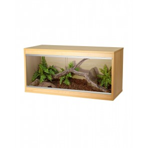 Vivexotic Repti-Home Vivarium (Medium) Beech