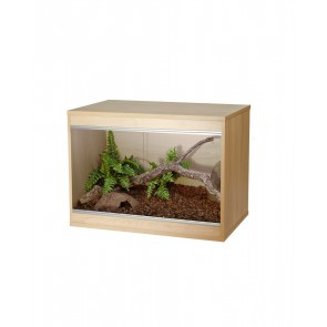 Vivexotic Repti-Home Vivarium (Small) Oak