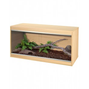 Vivexotic Repti-Home Vivarium (Medium) Oak