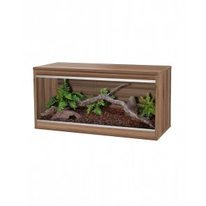 Vivexotic Repti-Home Vivarium (Medium) Walnut
