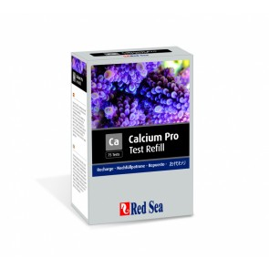 Red Sea Calcium Pro Test Refill, 75 Test