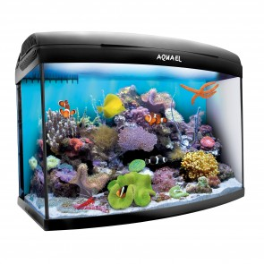 Aquael Reef Master 60 Aquarium in Black