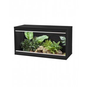 Vivexotic Repti-Home Vivarium (Medium) Black