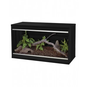 Vivexotic Repti-Home Vivarium (Small) Black