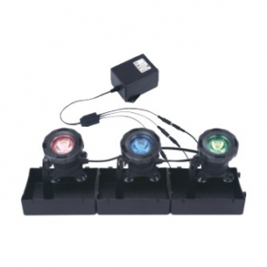 Resun Triple Water Garden Light