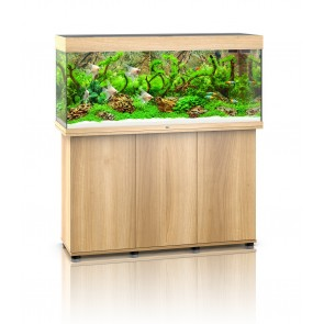 BLACK FRIDAY SPECIAL! Juwel Rio 240 LED Aquarium and Cabinet in Light Wood - 2 ONLY !