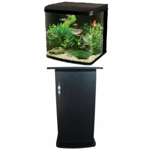 River Reef 94 Aquarium and Cabinet Deal