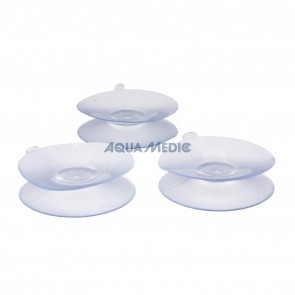 Aqua Medic Rubber Sucker Twin 3 Pcs