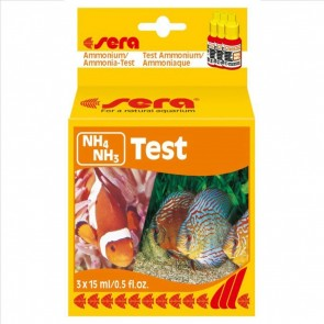 Sera NH4/3 Ammonia Test 15ml