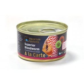 Arcadia A La Carte Superior Bloodworm 100g