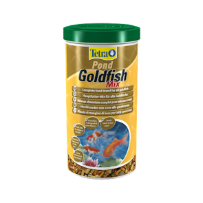 Tetra Pond Goldfish Mix 140g / 1L