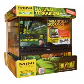 Exo Terra Tarantula and Scorpion Starter Kit