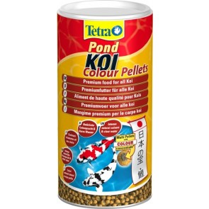 Tetra Pond Koi Colour Pellet 280g / 1L