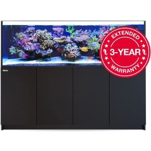 Red Sea Reefer 3XL 900 Black Deluxe *Includes ReefLED Lighting*